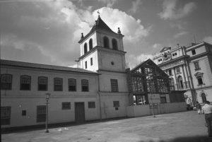 Construção-da-Igreja-do-Bom-Jesus-1976-LIMA-Waldemir-Gomes-de-Waldô